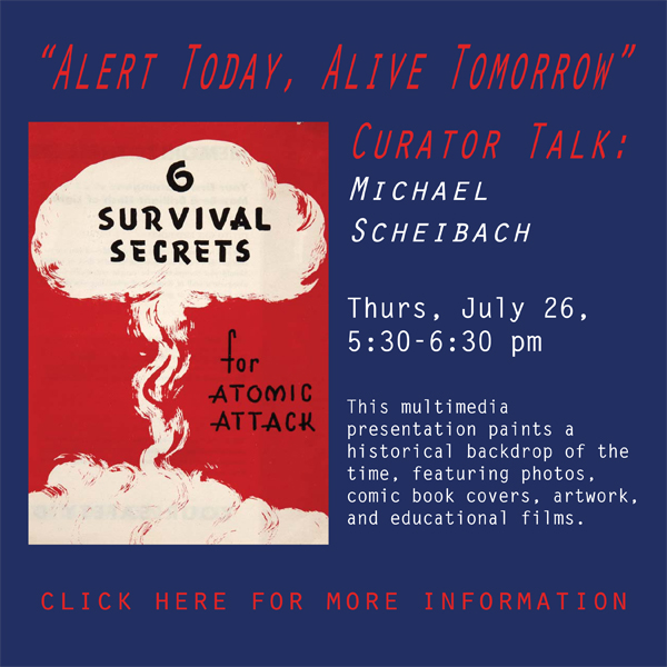 Alert Today, Alive Tomorrow Curator at Park City Museum